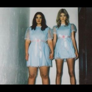 Costume from The Shining twins